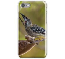 Keeping an Eye on the Sky iPhone Case/Skin