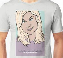 Amy Poehler Unisex T-Shirt