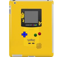 Pokemon Pikachu and Pichu Nintendo Gameboy Color iPad Case/Skin