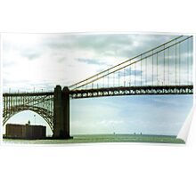 Fort Point Poster