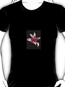 Pink Stargazer Lily T-Shirt