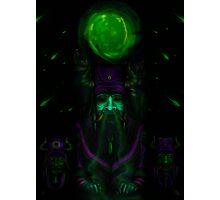 Fantasy artwork Orc Lawyer Photographic Print