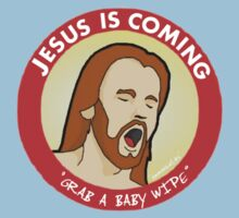 jesus is coming by hmmmbates