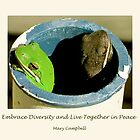 Embrace Diversity by Mary Campbell