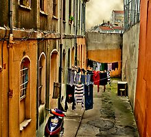 Laundry by Filiz A