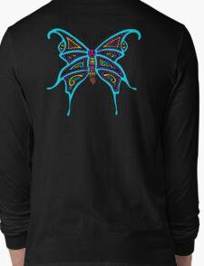 Madame Butterfly Long Sleeve T-Shirt