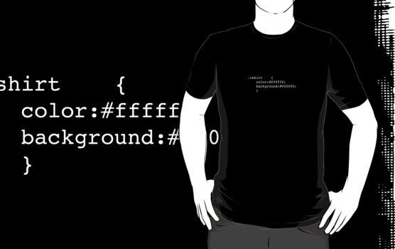.tshirt (black) by cmdrk