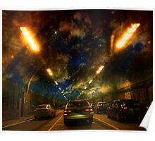 life - an uncertain destination Poster