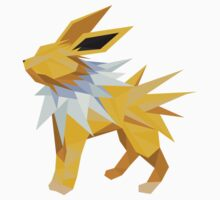 Origami Jolteon Kids Clothes