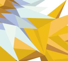 Origami Jolteon Sticker