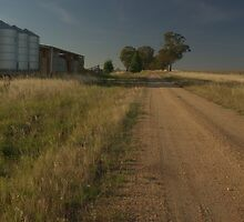 Country Road by ndarby1