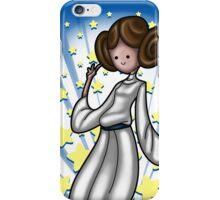 Princess Time - Leia iPhone Case/Skin