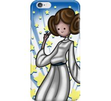 Princess Time - Leia iPhone Case/Skin