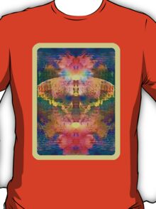 Butterfly in Flowers T-Shirt