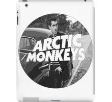 "Alex Turner ""Painting"" iPad Case/Skin"
