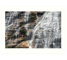 Wenthworth Falls, Blue Mountains Art Print