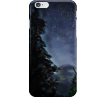 Night Forest iPhone Case/Skin