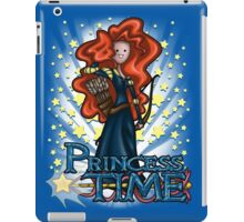 Princess Time - Merida iPad Case/Skin