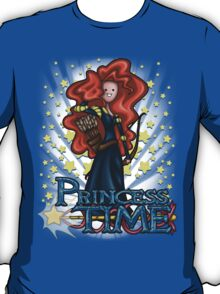 Princess Time - Merida T-Shirt