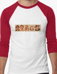 Coen Brothers Characters T-Shirt