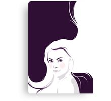 Bad Passion (White Version) Canvas Print