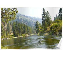 A Peace of Idaho Poster