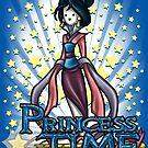 Princess Time - Mulan by Penelope Barbalios