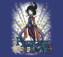 Princess Time - Mulan T-Shirt