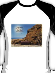 A Seat by the Rock T-Shirt