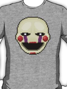 Five Nights at Freddy's 2 - Pixel art - Marionette T-Shirt
