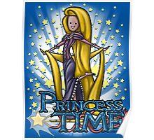 Princess Time - Rapunzel Poster