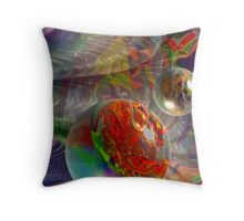 galaxia Throw Pillow