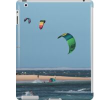 Kite Surfing @ Nobby's iPad Case/Skin