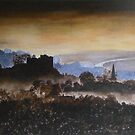 Lewes Castle by andy davis