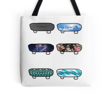 All Mineral Decks Tote Bag
