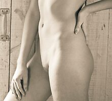 Ashley - My First Nude Session by Keith Horvath
