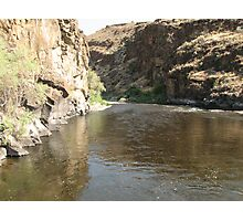 John Day River in Central Oregon Photographic Print