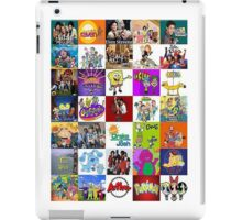 Throwback TV Shows - Iphone 6 Case iPad Case/Skin