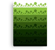 Green palette *cover edition Canvas Print
