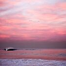 Moonlit Wave by Rae Marie Threnoworth