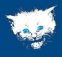 Happy Little Kitten by floresarts