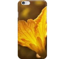 The yellow of the eye iPhone Case/Skin