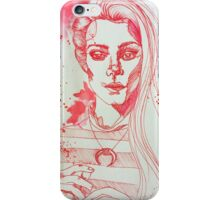 Would You? iPhone Case/Skin