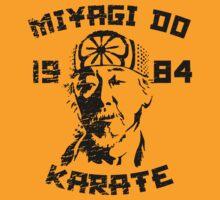 Miyagi Do Karate by Numnizzle