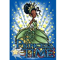 Princess Time - Tiana Photographic Print