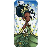 Princess Time - Tiana iPhone Case/Skin