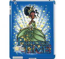 Princess Time - Tiana iPad Case/Skin