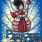 Princess Time - Vanelope by Penelope Barbalios