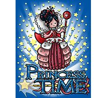 Princess Time - Vanelope Photographic Print
