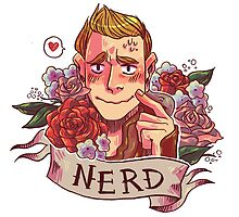NERD NIGHT by Cara McGee